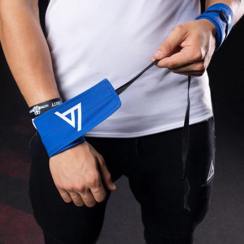 wrist wraps caliathletics blue 3