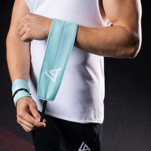 wrist wraps caliathletics blue 1
