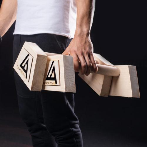 wooden parallettes shop caliathletics 3