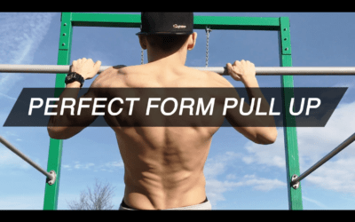 Perfect pull up guide