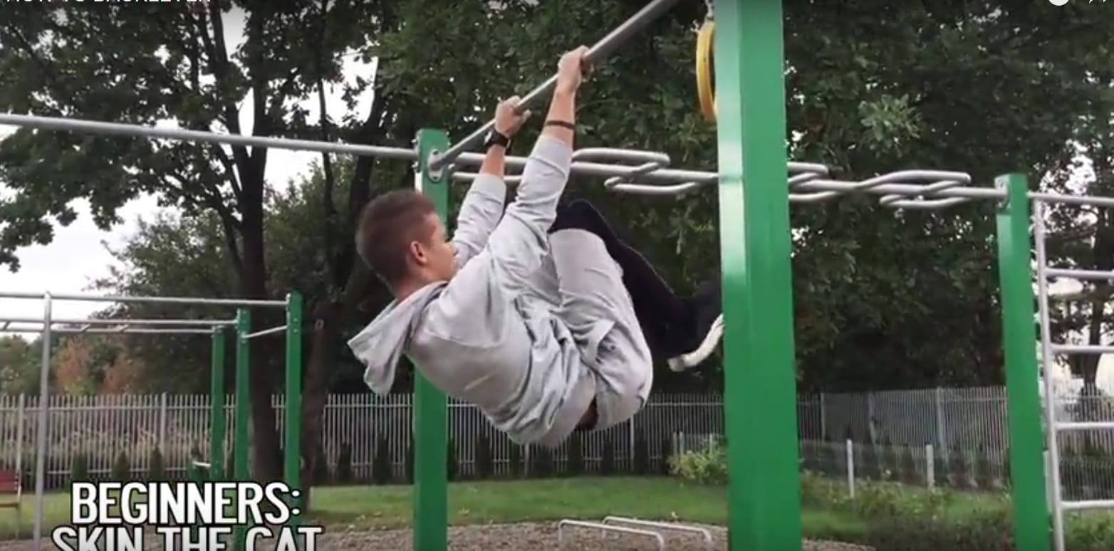 How to backlever