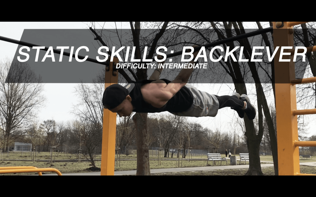 How to learn Backlever