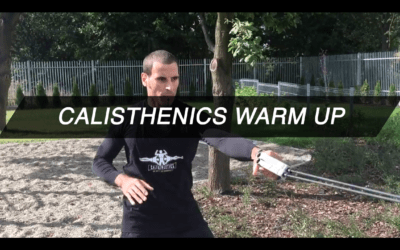 Calisthenics warm up