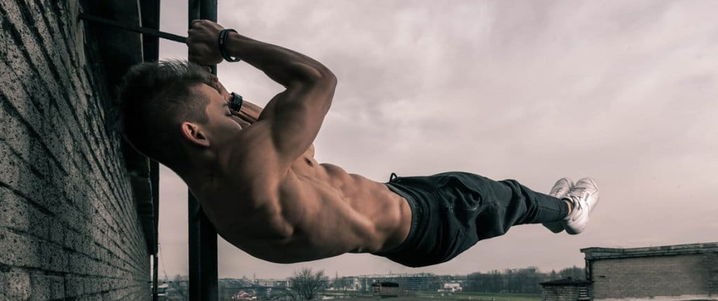 HOW TO STRUCTURE A CALISTHENICS ROUTINE