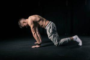 Calisthenics beginner exercises