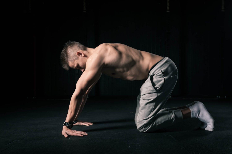 push ups bodybuilding