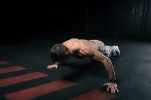 How to build chest with Calisthenics