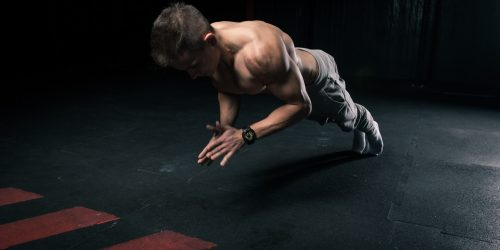 Calisthenics beginner exercises