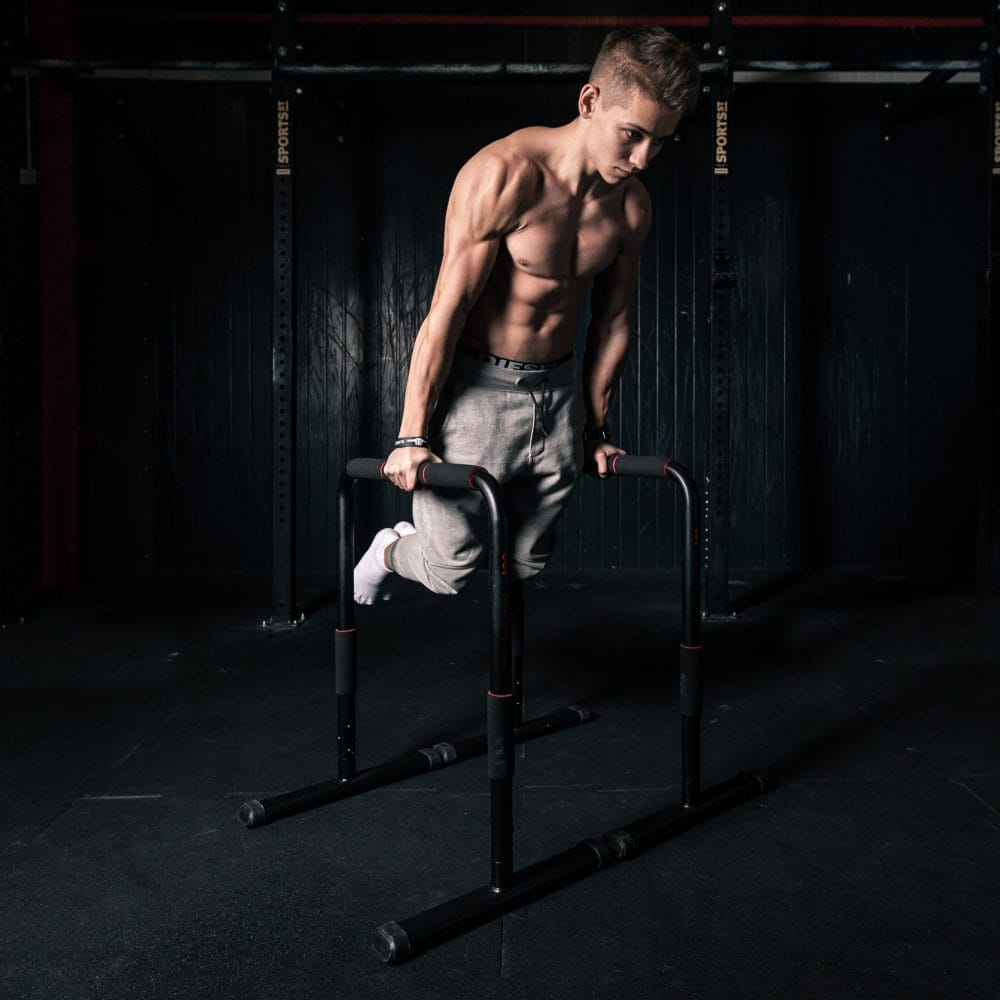 dips for beginners