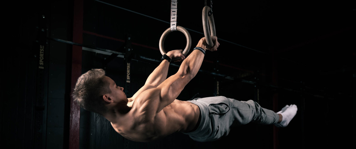 rings calisthenics - rings for working out