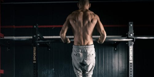 How to build strength in order to achieve a perfect form Muscle Up