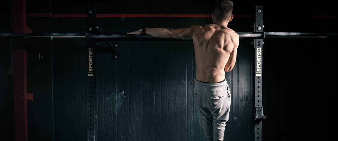 archer pull up - ring pull ups