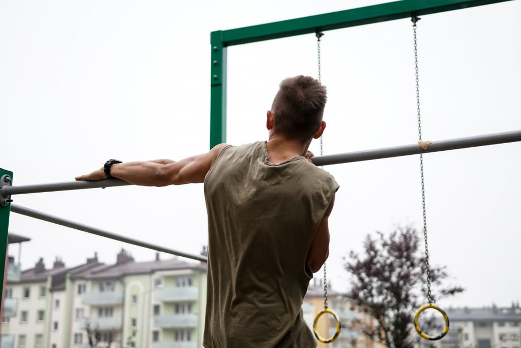 one arm pull up progression