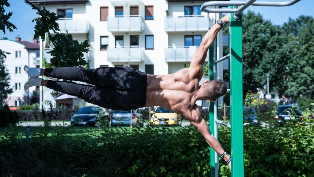 full bodyweight workout routine