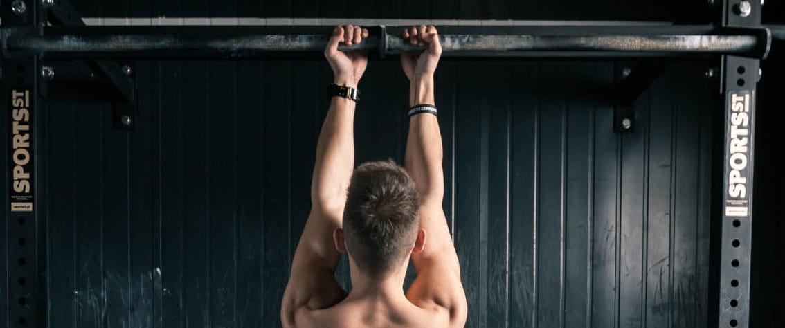 chin up vs pull up - difference between chin up and pull up