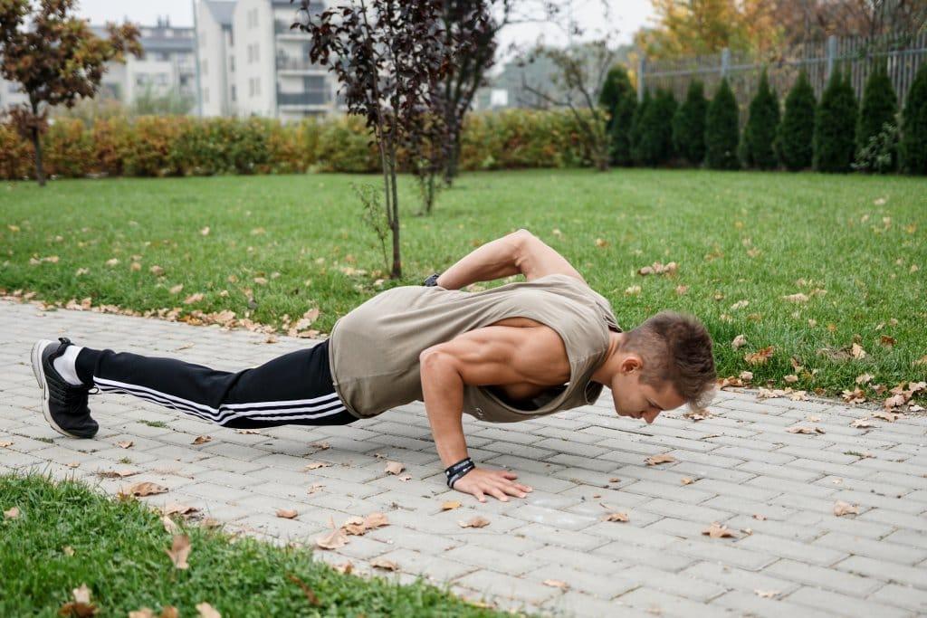 training periods calisthenics