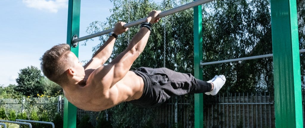 front back lever progression