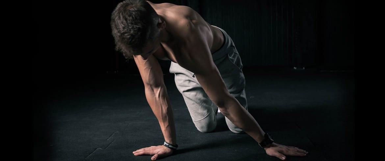 starting stretching calisthenics