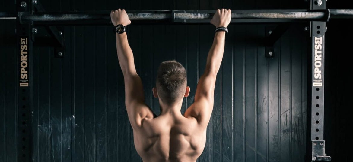 different types of pull ups