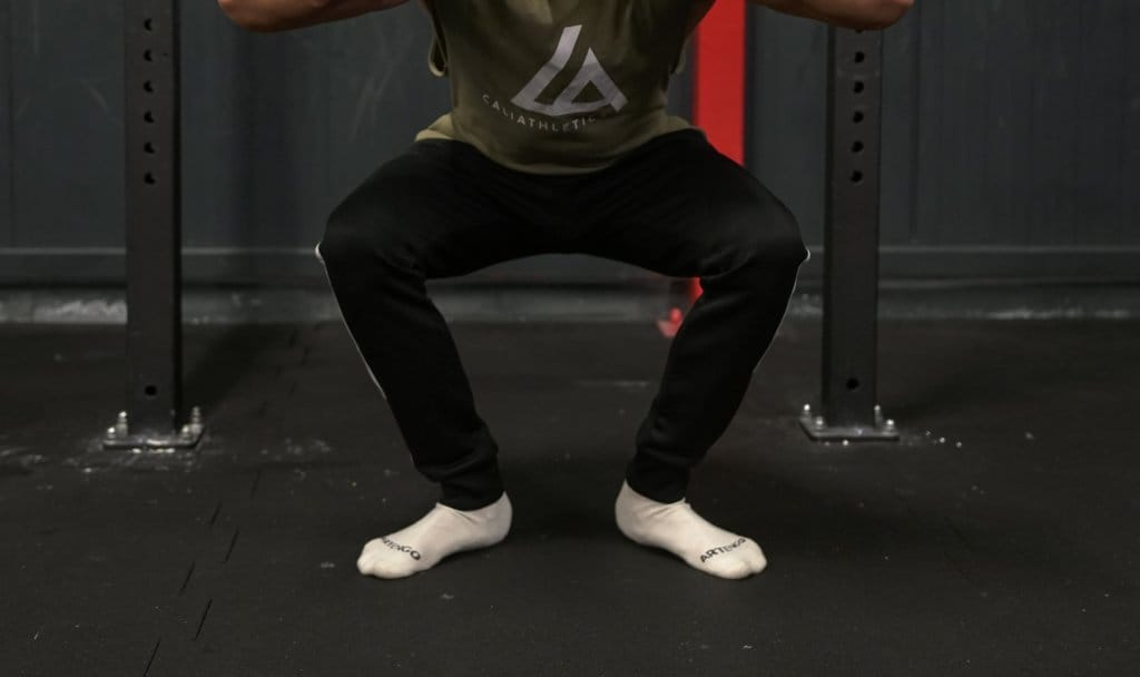how to squats calisthenics